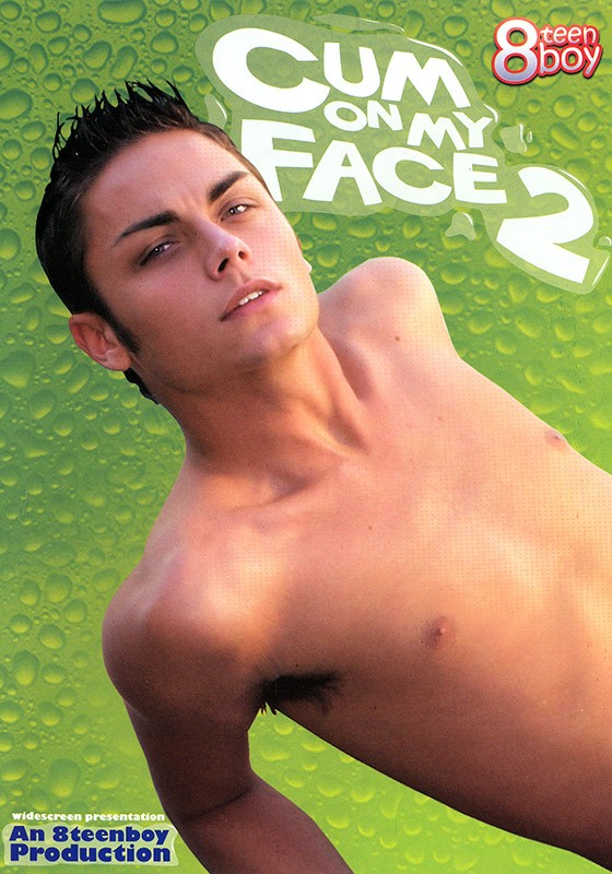 Cum on my Face 2 DVD - Front