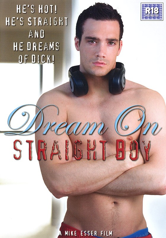 Dream on Straight Boy DVD - Front