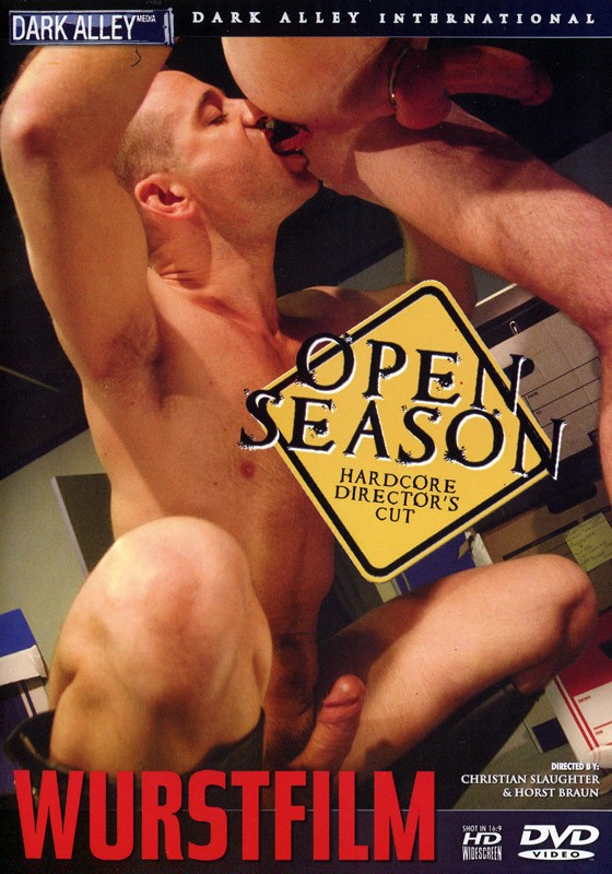 Open Season DVD - Front