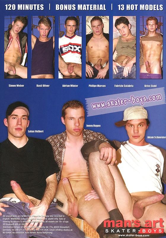 The Gang! DVD - Back