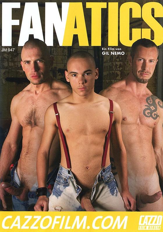 Fanatics DVD - Front