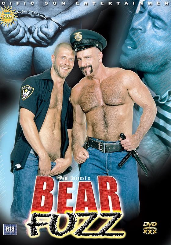 Bear Fuzz DVD - Front