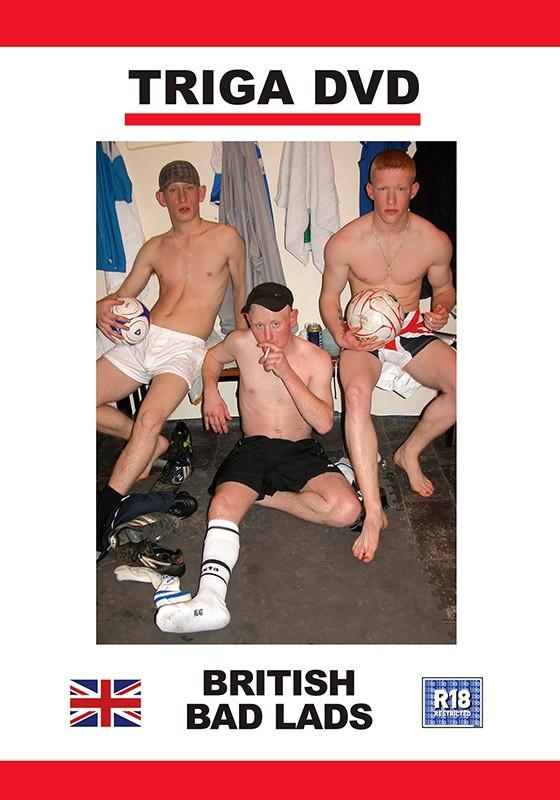 British Bad Lads DVD - Front