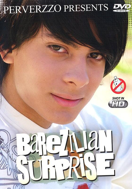 Barezilian Surprise DVD - Front
