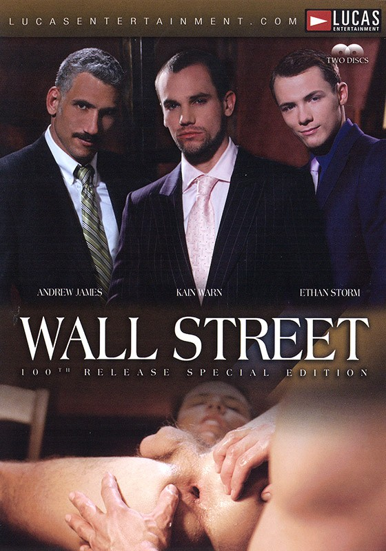 Wall Street (100th Release Special Edition) DVD - Front