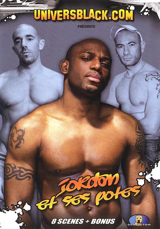 Jordan et ses Potes DVD - Front