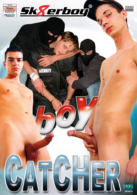 Boy Catcher DVD - Front