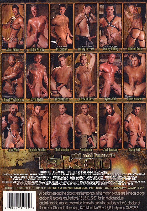 Taken to the Lowest Level DVD - Back