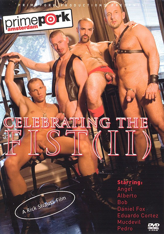Celebrating the Fist 2 DVD - Front