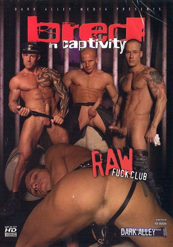 Bred in Captivity DVD - Front