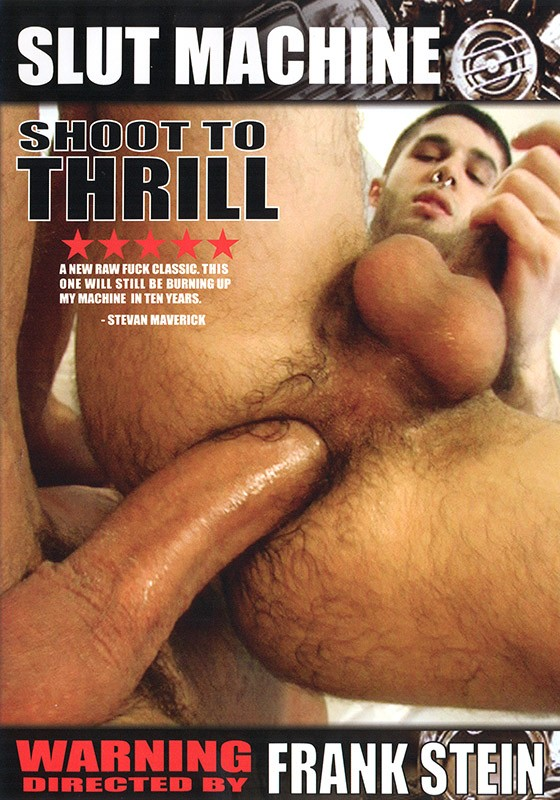 Shoot to Thrill DVD - Front