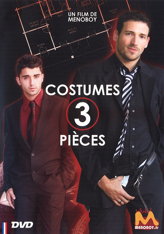 Costumes 3: Pièces DVD - Front