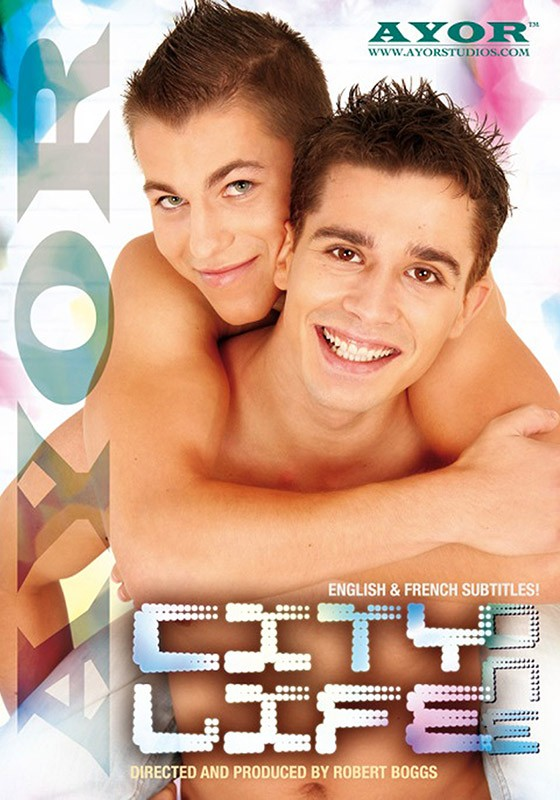 City Life DVD - Front