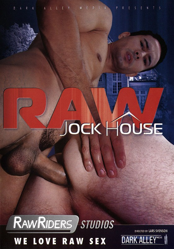 Raw Jock House DVD - Front