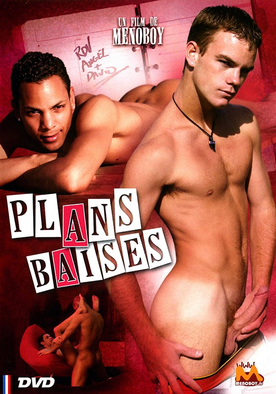 Plans Baises DVD - Front