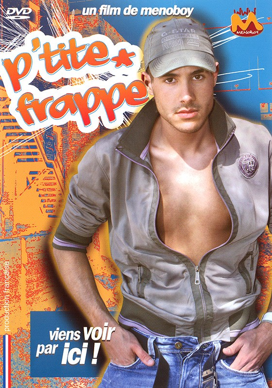 P'tite Frappe 2 DVD - Front