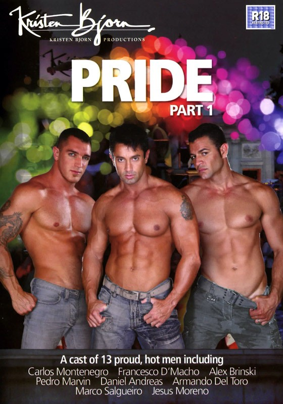 Pride Part 1 DVD - Front