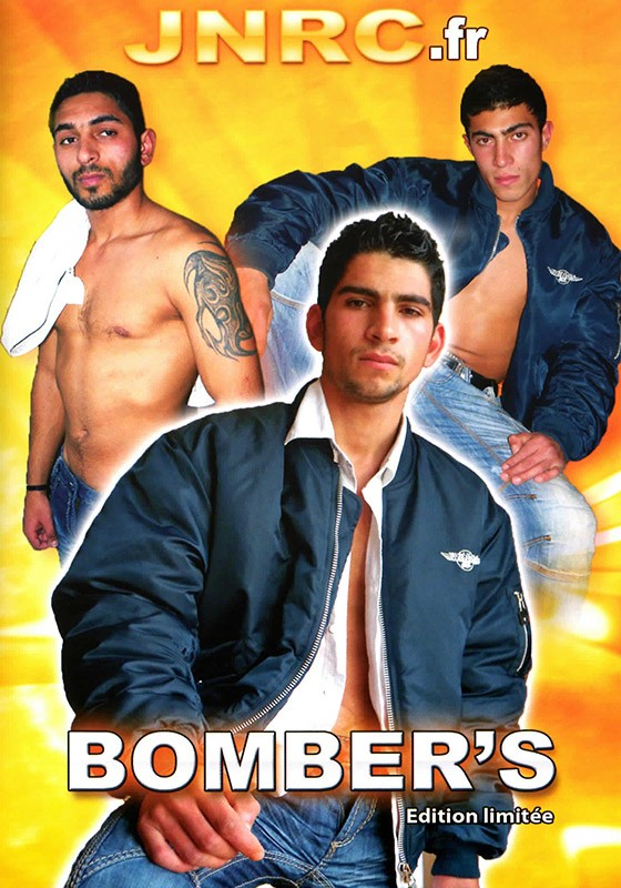 Bombers DVD - Front