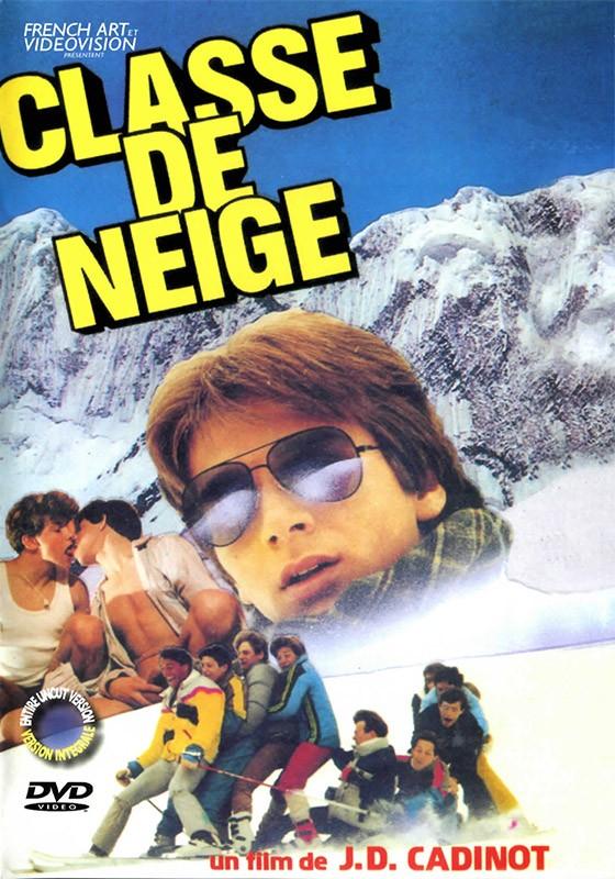 Classe De Neige DVD - Front