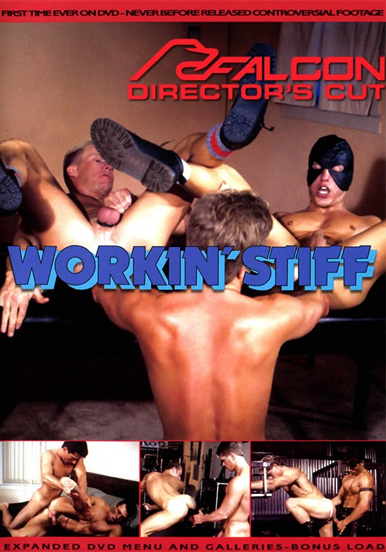 Workin' Stiff (director's cut) DVD - Front