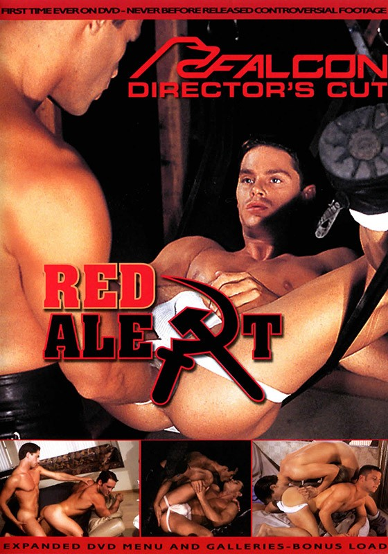 Red Alert - Director's Cut DVD - Front