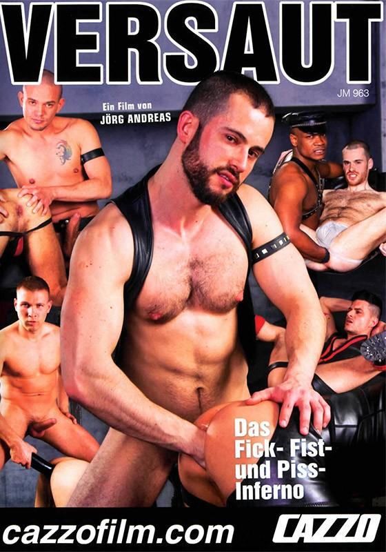 Versaut DVD - Front