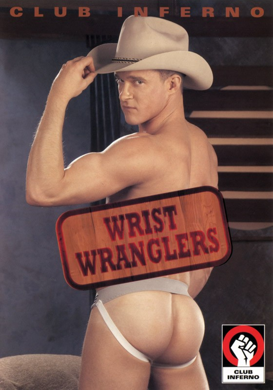 Wrist Wranglers DVD - Front
