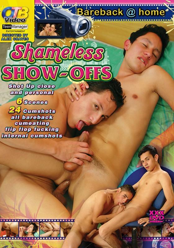 Shameless Show-Offs DVD - Front