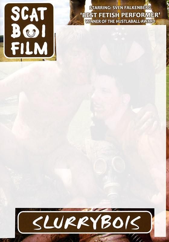 Slurryboys DVD - Front