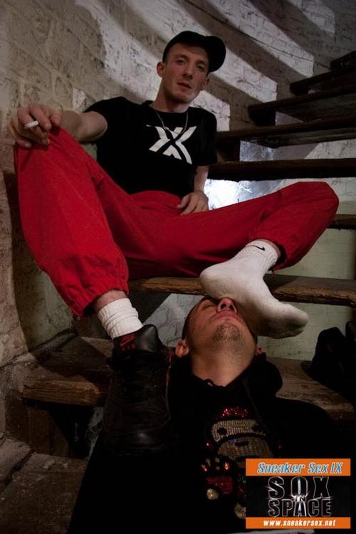 Sneaker Sex IX: Sox In Space DVD - Gallery - 001
