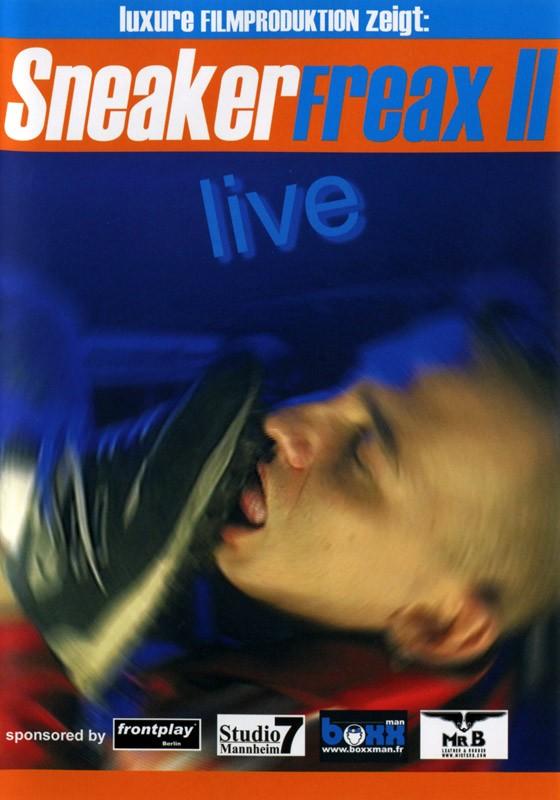 Sneaker Freax II DVD - Front