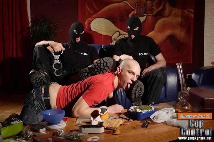 Sneaker Sex VI: Cop Control DVD - Gallery - 011