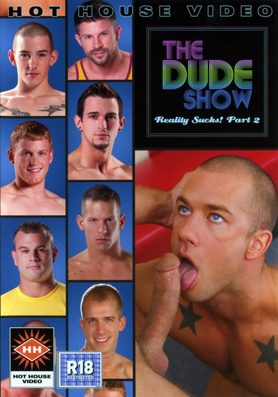 The Dude Show: Reality Sucks! Part 2 DVD - Front