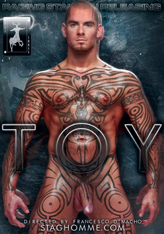 TOY DVD - Front