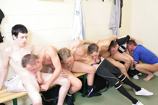 British Football Orgy DVD - Gallery - 010