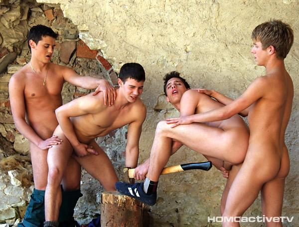 Boys On Break DVD - Gallery - 014