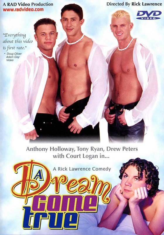 A Dream Come True DVD - Front