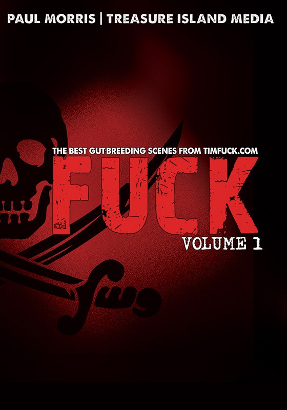 Fuck Volume 1 DVD - Front