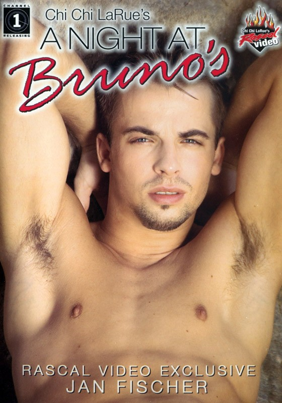 A Night at Bruno's DVD - Front