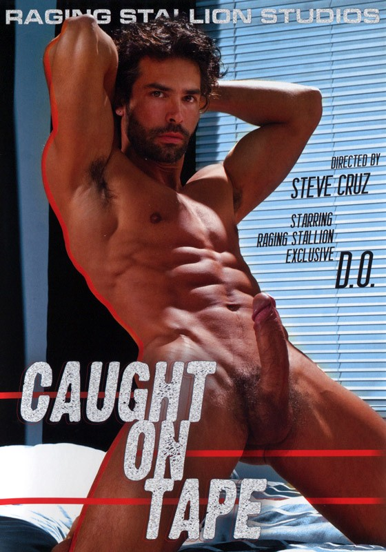 Caught On Tape DVD - Front