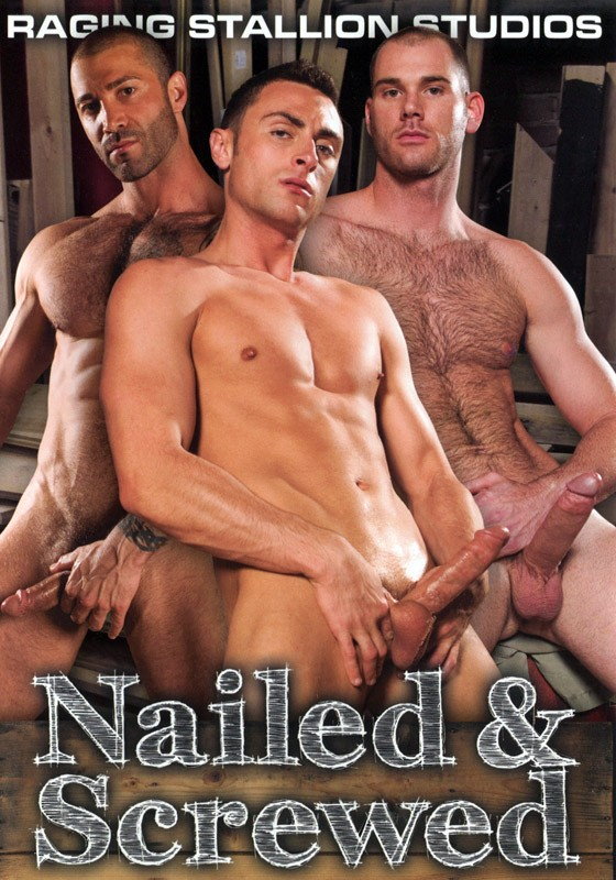 Nailed & Screwed DVD - Front