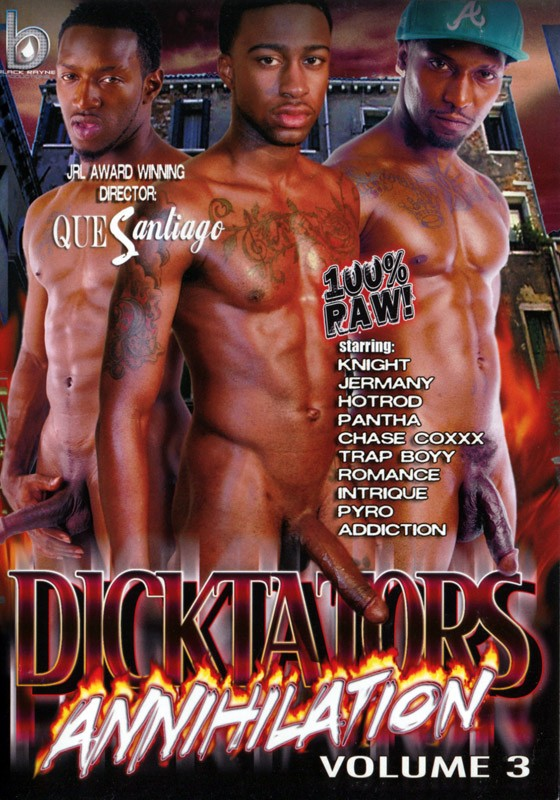 Dicktators 3: Annihilation DVD - Front