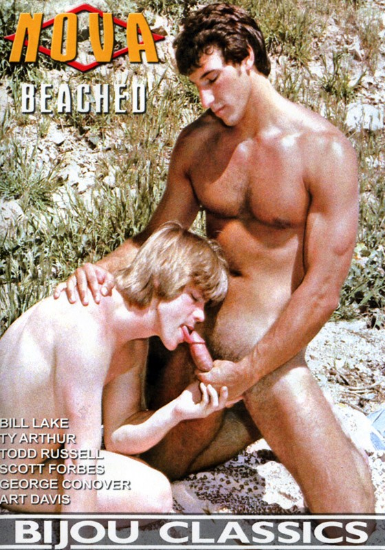 Beached DVD - Front