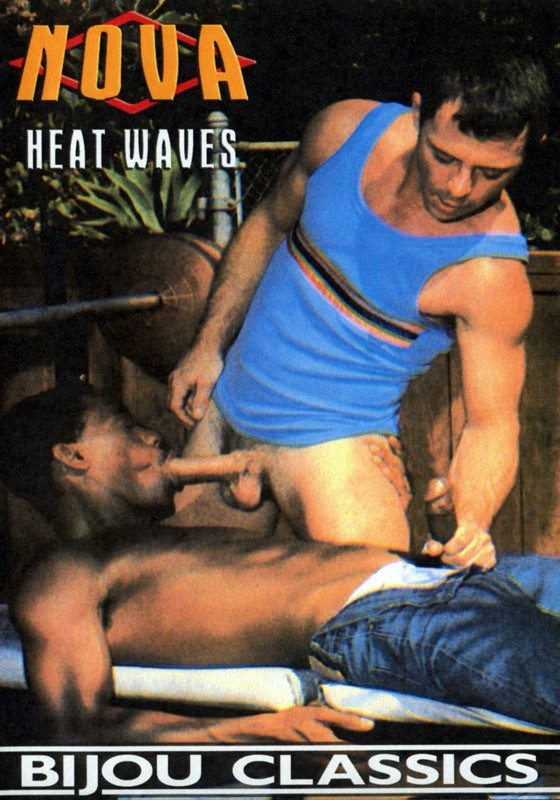 Heat Waves DVD - Front