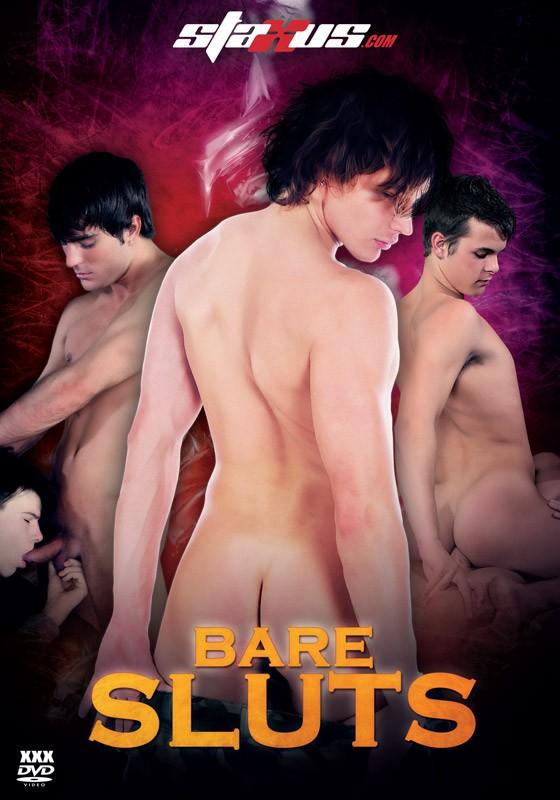 Bare Sluts DVD - Front