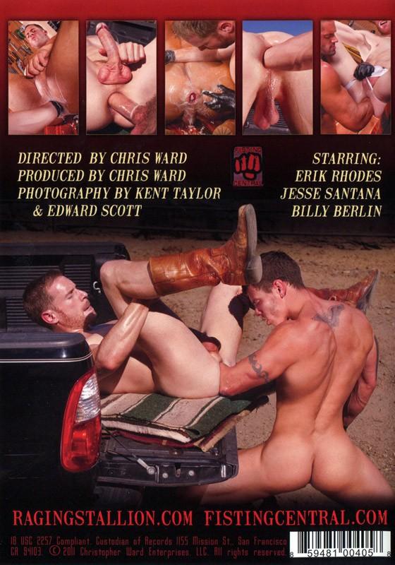 Ranch Hands DVD - Back