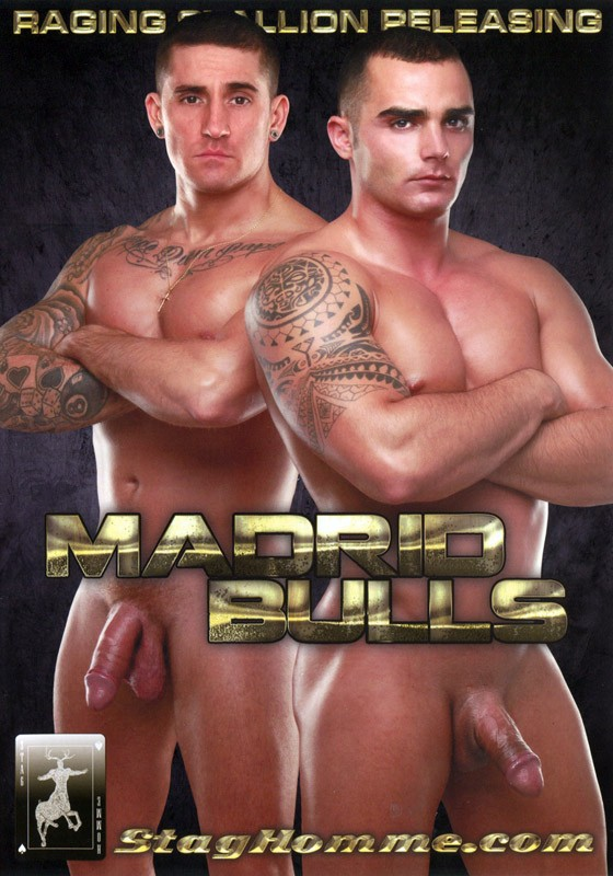 Madrid Bulls DVD - Front