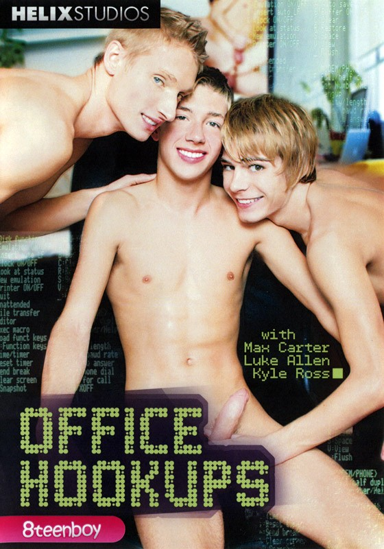 Office Hookups DVD - Front
