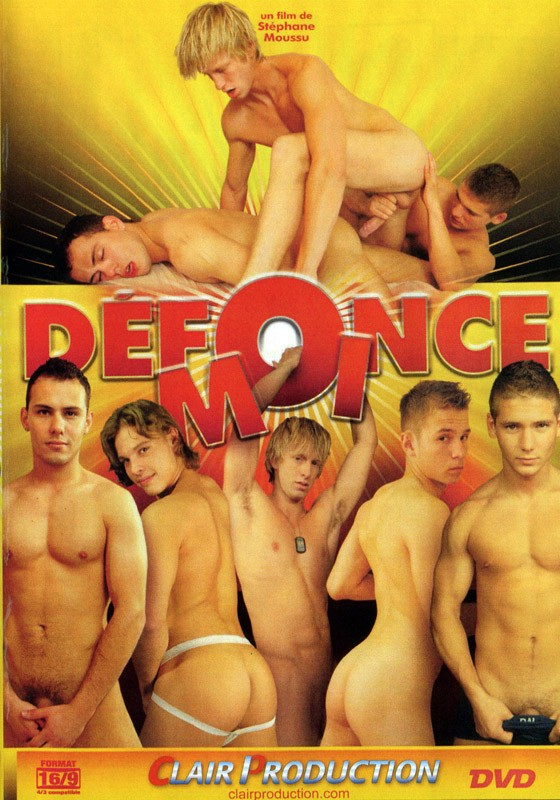 Defonce Moi DVD - Front