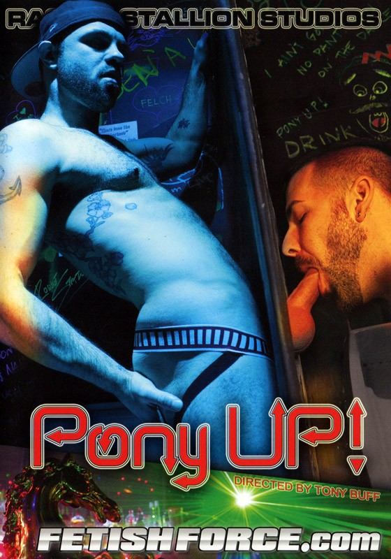 Pony Up! DVD - Front